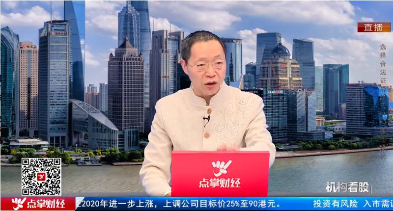 【观点】韩愈:科技股风向标出来了!低位优质股就是他