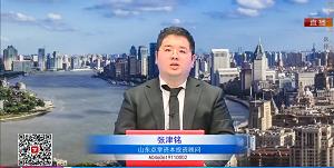 张津铭:降准预期带动金融地产活跃