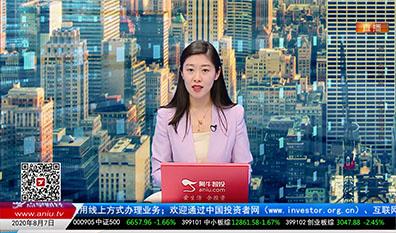 白领理财2020-08-07