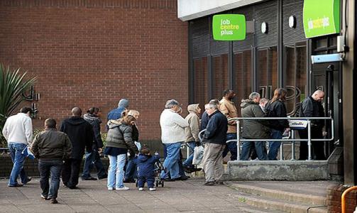 英国面临严重失业潮