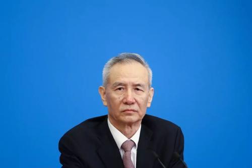 刘鹤副总理在创业板改革并试点注册制首批企业上市仪式上发表致辞
