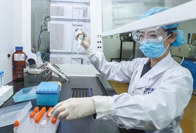 中国疫苗研加速  有望今年底上市