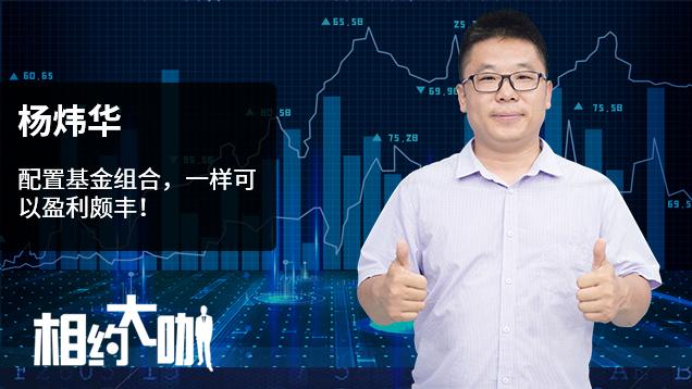 杨炜华:配置基金组合,一样可以盈利颇丰!