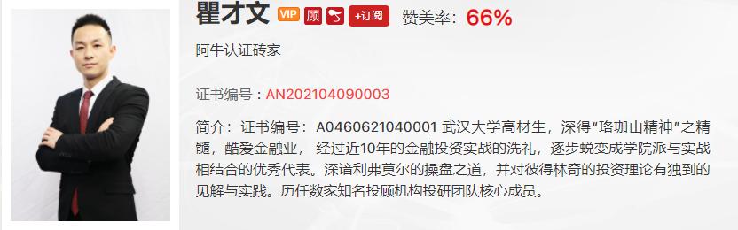【观点】王雨厚:价格是虚的!周期股别硬抗!